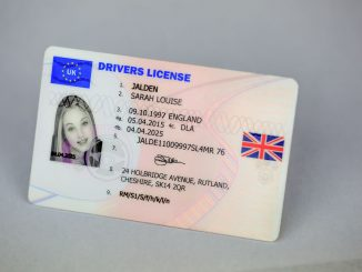 British expats Spanish driving licences