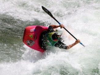 Spain World canoeing championship