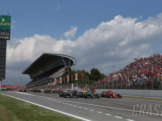 Spain F1 grand prix Catalunya 2020