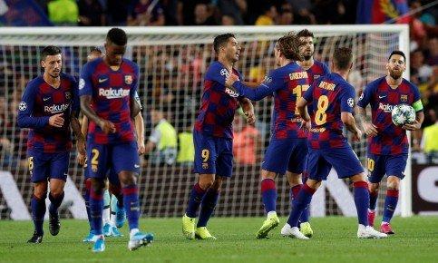 El Clásico Barcelona
